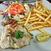 สเต็กปลากะพงขาว