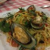 Spagetti Mussel