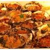 หอยนางรมอบชีท
