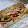 Subway Melt แป้ง Sesame