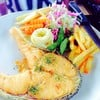 สเต็กปลาแซลมอน อร่อย ไม่คาว