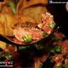 Sesame crusted tuna larb ทูน่าเนื้อดีคลุกเคล้าครบรสครบเครื่อง แนะนำ