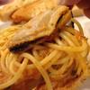 Spaghetti Spicy Seafoods (สปาเกตตี้ทะเลรวมมิตรสไปซี่ซอสเข้มข้น)
