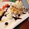 Toast Honey Ice Cream Waffle (ไอสกรีมวอฟเฟิลรัมเรซิน)
