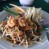 ผัดไทยอร่อยปกติ เฉย ๆ