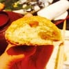 scone ฝีมือคุณอ้อเป็นของหวานปิดงาน ไม่คิดว่าจะกินหมดเพราะอิ่มมากๆๆ ขอบคุณคร้าบบบ