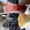 Mango Cheese Cake + ราสเบอร์รี่อิตาเลี่นโซดา