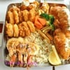 Manhattan Flaming Seafood Platter (599บาท)