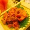 ชาชิมิ ไข่หอยเม่น