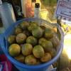 ส้มเป็นลูกๆเลย