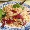 ข้าวผัดกุนเชียง (100-)