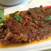 ปลาเนื้ออ่อนราดพริก (450-)