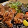 Tasty Deep-Fried Chicken Set