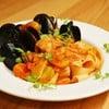 Black Mussels Tagliatelle