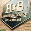 รูปร้าน Hidden Backyard