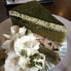 Red Bean Green Tea Cake