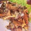 ปลาทูทอดน้ำปลา