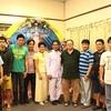 Badminton Team.