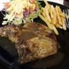 สเต็กหมูคุโรบูตะ (149 บาท)