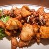 ไก่ทอดเกลือ (150.-)