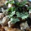 หอยนางรมทอด