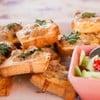 ขนมปังหน้าหมู (70.-)