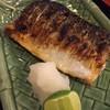 บีบมะนาวบนปลาซาบะก็อร่อยดีค่า