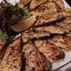 Mussel garlic basil
