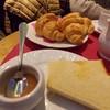 มื้อเช้ากับขนมปัง homemade