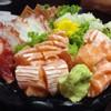 มันแน่นไปไหมค้า คุณภาพคับจอ-- 5 Kinds Sashimi