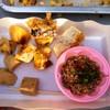 กิมหงษ์ ตือคาโค เต้าหู้ทอด ขนมผักกาดทอด