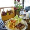 เมนู สเต็กหมูพริกไทยดำ