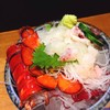 Canadian Lobster -- Sashimi