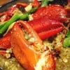 Canadian Lobster -- ส่วนหัวผัดเนย