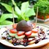 Roti Mix with Ice-cream (65 บาท)