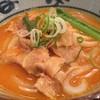 Korean Pork Miso Udon