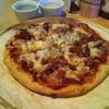 พิซซ่าฮาวายเอี้ยน..^^@Buono Dine & Wine