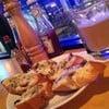 ขนมปังกระเทียม..^^@Buono Dine & Wine