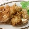ปลาหมึกทอดกระเทียม (อร่อยมาก)
