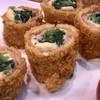 Spinach & Cheese Pork (115.-)