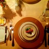 เริ่มที่ Appetizer  Foie Gras Ravioli with Port and Truffle Jus