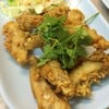 ท้องปลาทอดกระเทียมพริกไทย สดอร่อยมาก