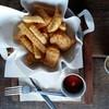 Duo Fries (85 บาท) มีเฟร้นช์ฟรายกับนักเก็ตค่ะ รสชาติโดยรวมถือว่าเฉยๆ