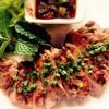 เนื้อย่างจิ้มแจ่ว (350-) นิ่มมากก