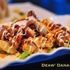 Crispy Soft Shell Crab Salad, Wasabi Mayo&Tobiko Caviar (450++)