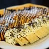 Banana in Black Crepe (135 บาท)