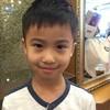 ตัดผมเด็กสไตล์เกาหลี น่ารักมาก