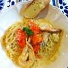 Spaghetti Ebiko 260 บาท