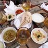 Arabic appetizers