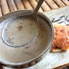 ซุปเห็ดเข้มข้นอร่อยตั้งแต่คำแรกจนคำสุดท้าย